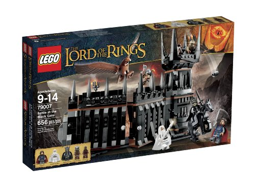 Picture of Legos Lord Of The Rings
