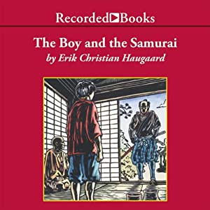 The Boy and the Samurai Audiobook