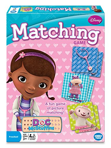 Doc McStuffins Matching Game - 1
