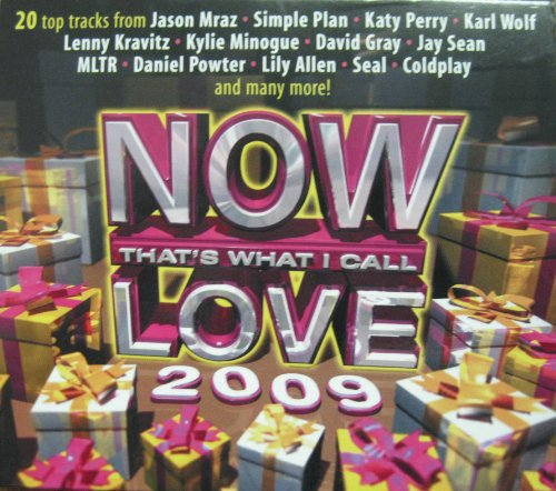 Now That's What I Call Love 2009 by Various, Katy Perry, Jay Sean, Coldplay and Seal