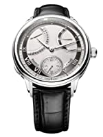Maurice Lacroix Masterpiece Calendrier Retrograde Mechanical Manual-wind MP7268-SS001-110 by Maurice Lacroix