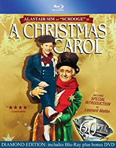 Christmas Carol: 60th Anniversary Diamond Edition (Blu-ray + DVD)