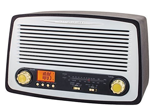 retro radiowecker