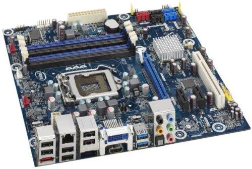 Intel - DH67BLB3 Micro ATX LGA1155 Motherboard (BOXDH67BLB3 ...