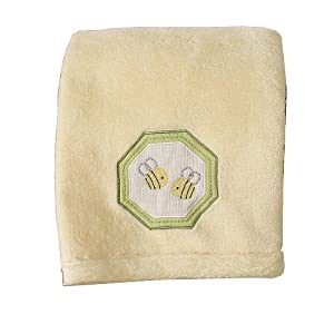 Carter's Bumble Collection Super Soft Blanket