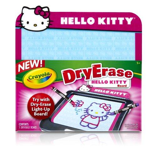 Crayola Hello Kitty Dry Erase Board - 1