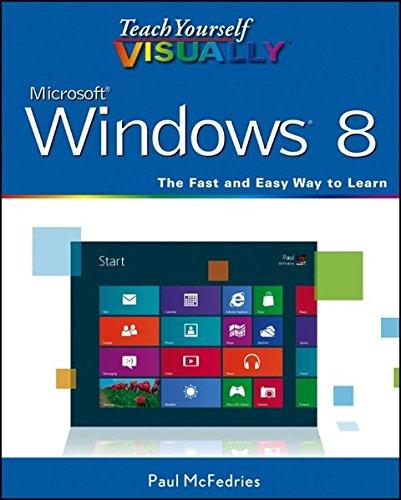Teach Yourself VISUALLY Windows 8 (Windows 8 Visual compare prices)