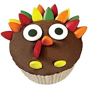 Wilton 2104-0027 Turkey Cookie Decorating Kit