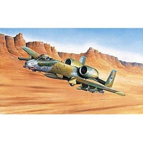 Italeri - I2655 - Maquette - Aviation - A-10A Thunderbolt II - Echelle 1:48