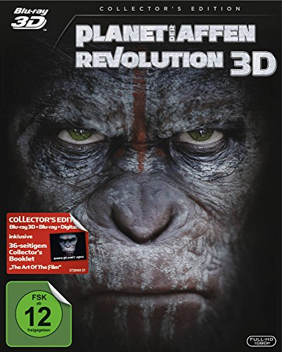 Planet der Affen - Revolution [3D Blu-ray] [Collector's Edition] hier kaufen