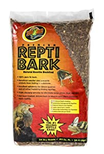Zoo Med Reptile Bark Fir Bedding, 24 Quarts
