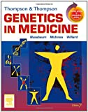 img - for Thompson & Thompson Genetics in Medicine: With STUDENT CONSULT Online Access, 7e (Thompson and Thompson Genetics in Medicine) book / textbook / text book