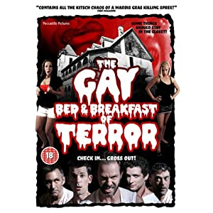 Gay Bed & Breakfast Of Terror [DVD]
