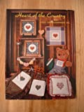 img - for Heart of the Country Cross Stitch Pattern designed by Beth Gardner for High Tide Enterprises, Inc. book / textbook / text book