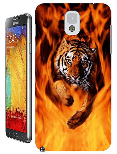 Tiger Case Cover Hard Back Cases Beautiful Nice Cute Animal Hot Selling Cell Phone Cases For Samsung Galaxy Note 3 # 5