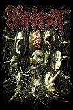 Empire 158086 Music Poster Slipknot Masks / Print 61 x 91.5 cm