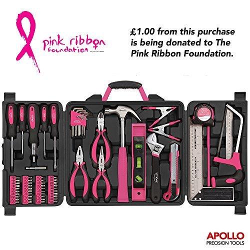apollo-maletin-de-71-herramientas-de-bricolaje-basico-color-rosa