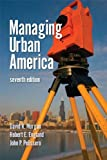 img - for Managing Urban America book / textbook / text book
