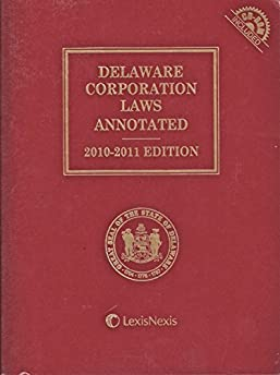 Delaware general corporation law