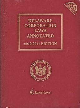 Delaware general corporation law