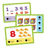 Learning Resources Hot Dots Junior Cards Numbers and Counting