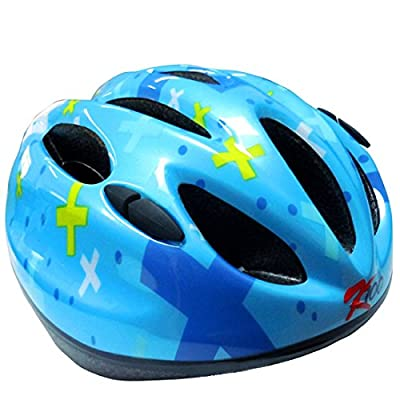 E-TOP Kids Helmet Boys Girls Children Safety Helmet for Bikes Skateboarding Scooters Roller Skate Cycling Bicycle Skating Cycle Helmet, Available in 5 Colours by E-TOP