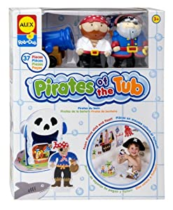 ALEX® Toys - Bathtime Fun Pirates Of The Tub 813