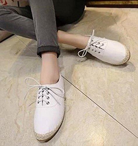 (フルールドリス)Fluer de lis  レースアップ ヒモ シンプル ホワイト 白 スニーカー 靴 シューズ 婦人靴 アパレル レディース ファッション 服 ft407-k1-5468