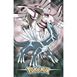 Image of Pokemon (Dialga and Palkia) TV Poster Print - 11x17