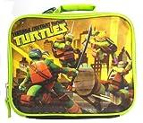 Tmnt Teenage Ninja Turtles Square Insulated Lunch Box Kit