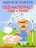 Old Macdonald Had a Farm: Pop-up (0439264685) by Carter, David A.
