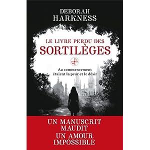 witches - A Discovery of witches (Le Livre Perdu des Sortilèges) de Deborah Harkness 51c5dU65QdL._SL500_AA300_
