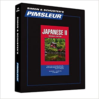 Pimsleur Japanese Level 2 CD: Learn to Speak and Understand Japanese with Pimsleur Language Programs (Comprehensive) written by Pimsleur