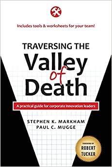 Traversing The Valley Of Death: A Practical Guide For Corporate Innovation Leaders