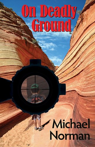 On Deadly Ground: A J. D. Books Mystery (J.D. Books Series)