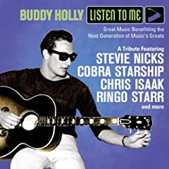 Listen to Me: Buddy Holly (inkl. Bonustrack / exklusiv bei Amazon.de)
