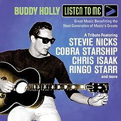 Listen to Me: Buddy Holly (inkl. Bonustrack / exklusiv bei Amazon.de)