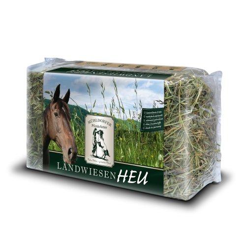 Mühldorfer Landwiesen-Heu, 15 kg (Einzelfuttermittel für...