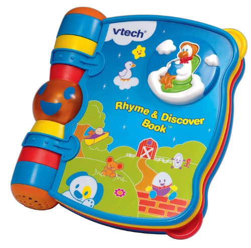 Vtech Rhyme & Discover Electronic Book - 1