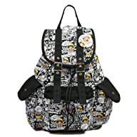 One Piece Cartoon Chopper Unisex Student Book Bag Anime Canvas Rucksack Knapsack Backpack for Teens…