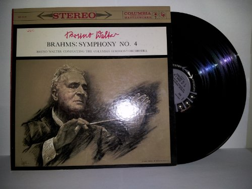 Brahms: Symphony No. 4 (Brahms The Four Symphonies Vinyl compare prices)