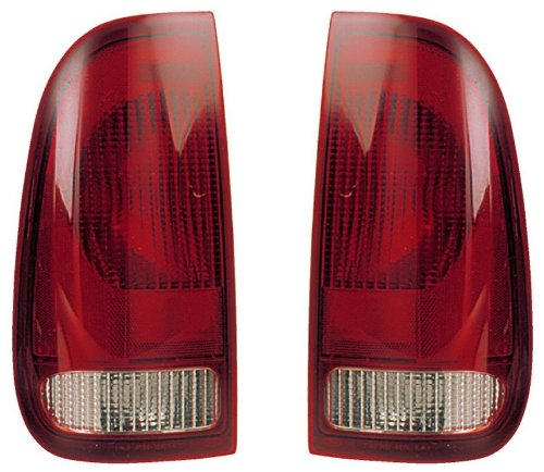 Ford F-150/250 Pick Up /F-Series Super Duty Pair Tail Light 97-03/99-07 New