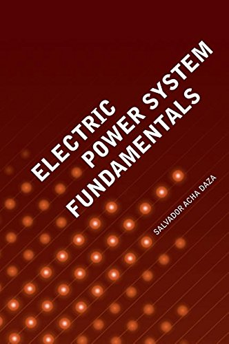 Electric Power System Fundamentals download  pdf by Salvador