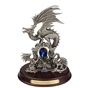 Myth & Magic Raiders of the Dark Crystal.. Limited Edition Model One Of Only 500       Customer review and more information
