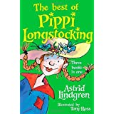 The Best of Pippi Longstockingby Astrid Lindgren