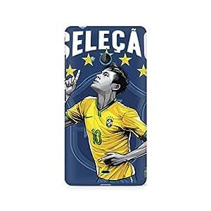 Ebby Selecao Premium Printed Case For Nokia Lumia 540