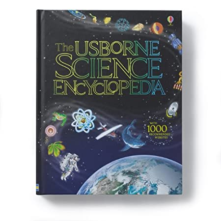 Usborne Science Encyclopedia Children's Book