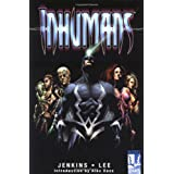 Inhumans TPBby Paul Jenkins