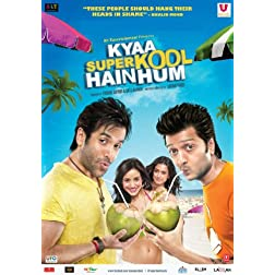 Kyaa Super Kool Hain Hum (2012) (Hindi Movie / Bollywood Film / Indian Cinema DVD)