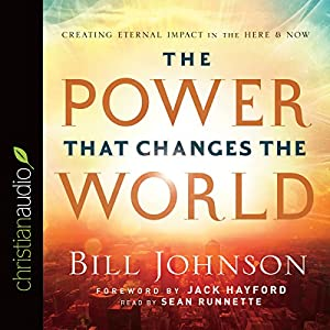 The Power That Changes the World Hörbuch